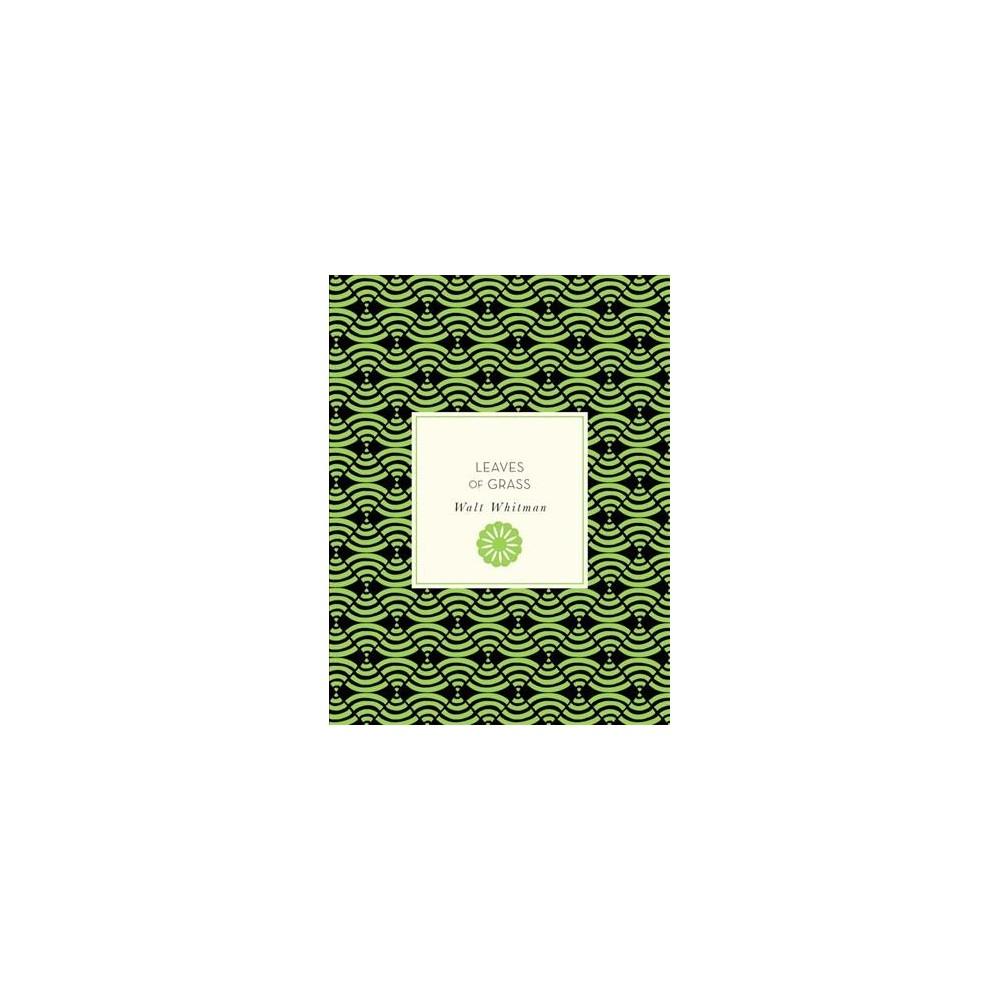Leaves of Grass - (Knickerbocker Classics) by Walt Whitman (Paperback)