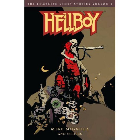 Hellboy: The Complete Short Stories Volume 1 - by  Mike Mignola (Paperback) - image 1 of 1
