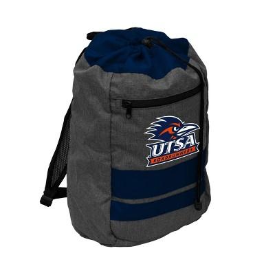 NCAA UTSA Roadrunners Journey Drawstring Backpack