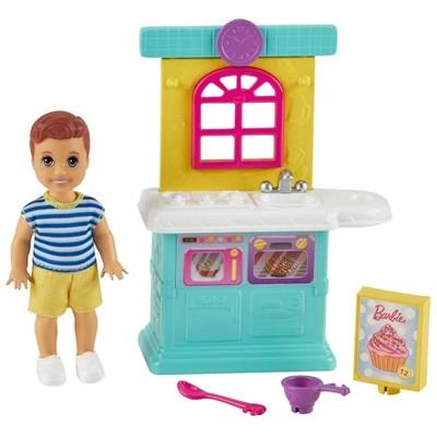 Barbie Skipper Babysitters Inc. Kitchen Playset