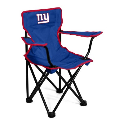 NFL New York Giants Toddler Outdoor Portable Chair