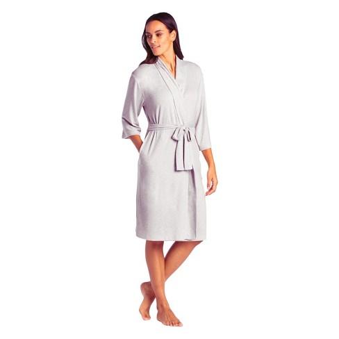 Softies Women's Dream Jersey Robe - image 1 of 4