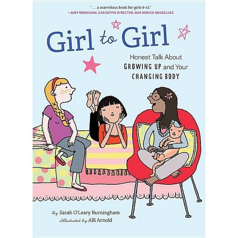 Girl to Girl - by  Sarah O'Leary Burningham (Paperback) - image 1 of 1