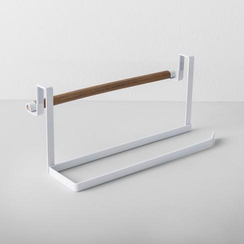 Kitchen Cabinet Paper Towel Holder Made By Design