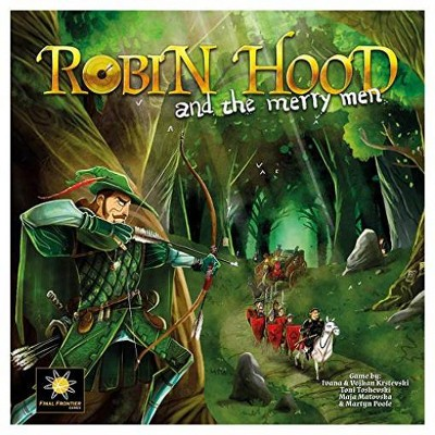 Robin Hood and the Merry Men (Deluxe Edition, Kickstarter Edition) Board Game