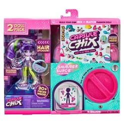 Capsule Chix Shimmer Surge Besties Pack - Pack 1