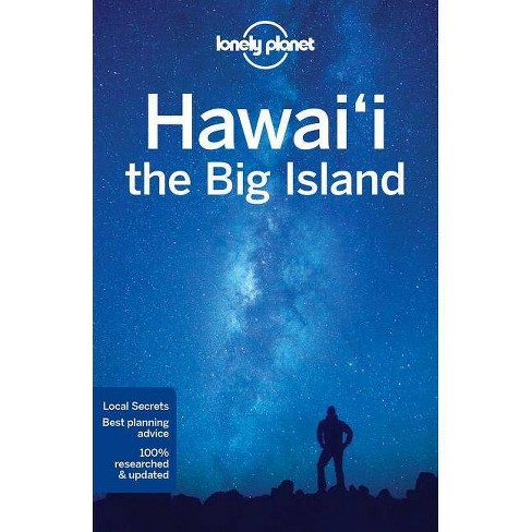 Lonely Planet Hawai'i, the Big Island (Paperback) (Adam Karlin & Loren Bell & Luci Yamamoto) - image 1 of 1