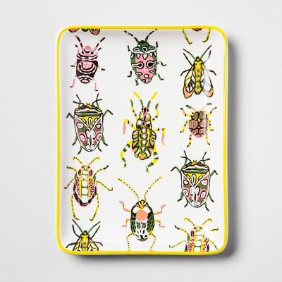 Rectangle Jewelry Storage Tray Love Bugs - Opalhouse™