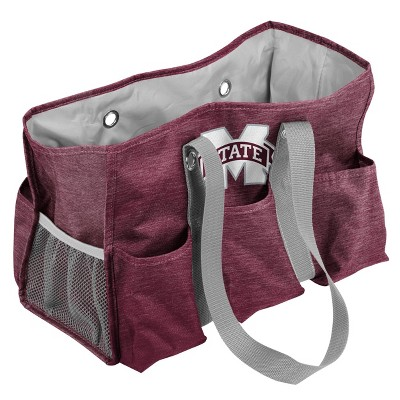 NCAA Mississippi State Bulldogs Crosshatch Jr Caddy Daypack
