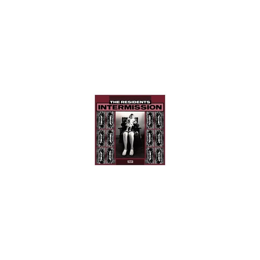Residents - Intermissions (Vinyl)