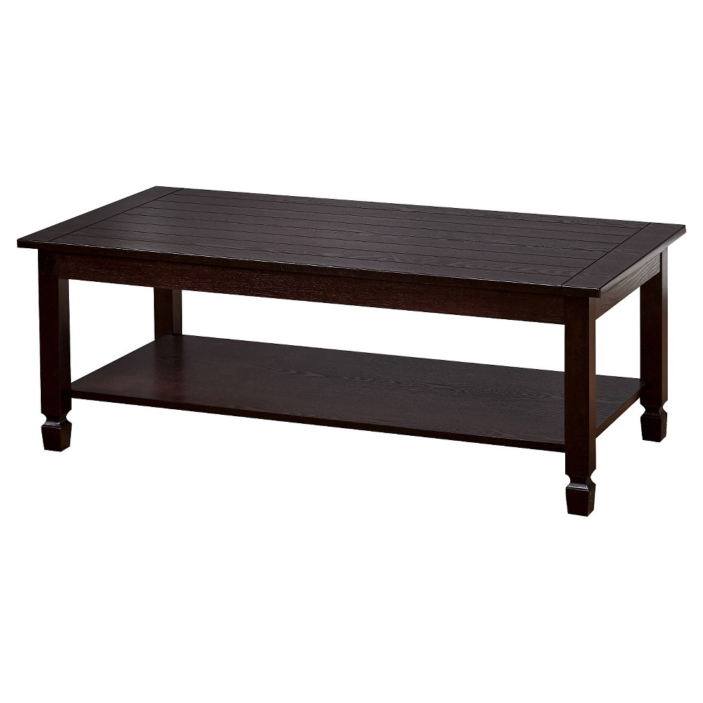 Ethan Coffee Table Brown - Tms