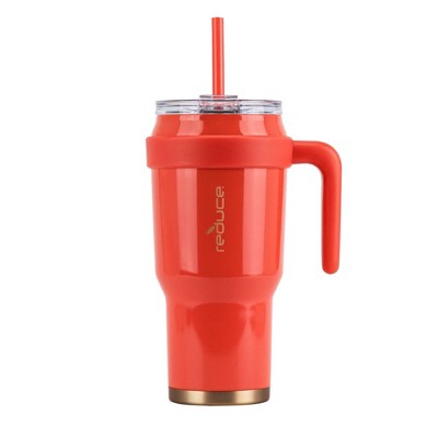 Reduce 40oz Cold1 Insulated Stainless Steel Straw Tumbler Mug