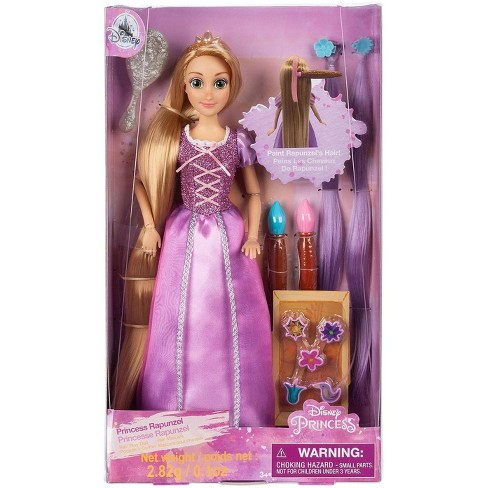 Disney Princess Tangled Rapunzel Hair Play Exclusive 11 5 Inch Doll