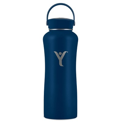 DYLN 40oz Alkaline Water Bottle with Diffuser Insulated Stainless Steel