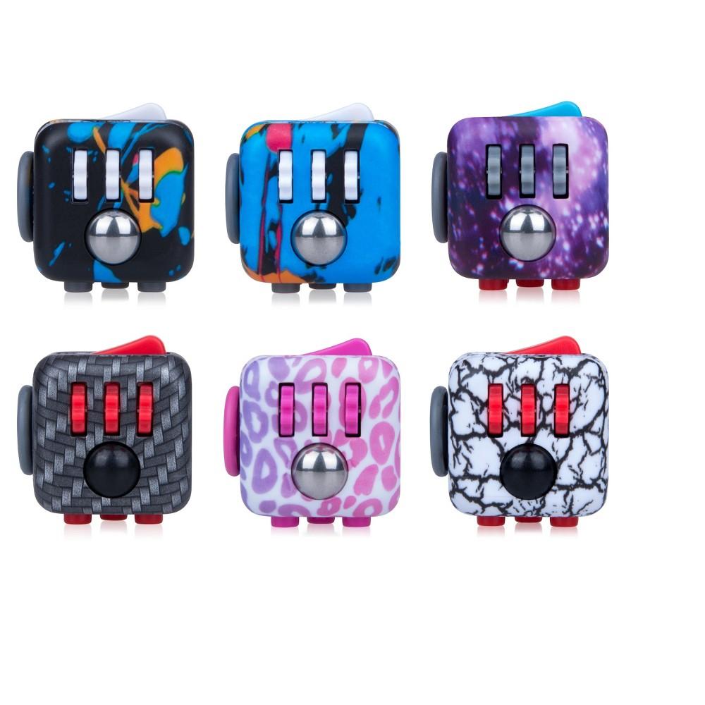 Zuru Original Fidget Cube by Antsy Labs, Multi-Colored