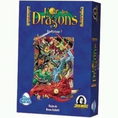 Dragon's Gold Board Game