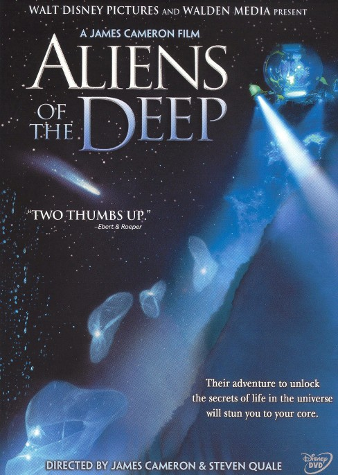 Aliens Of The Deep (DVD) - image 1 of 1