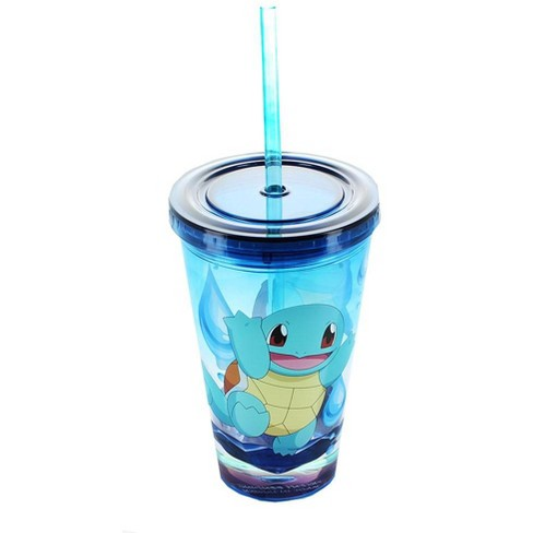 Just Funky Pokemon Squirtle 16oz Carnival Cup - image 1 of 1