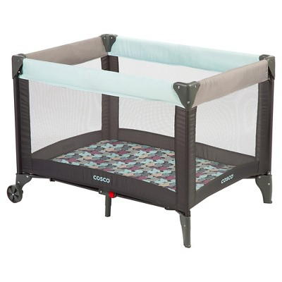 Cosco Funsport Playard in Elephant Puzzle