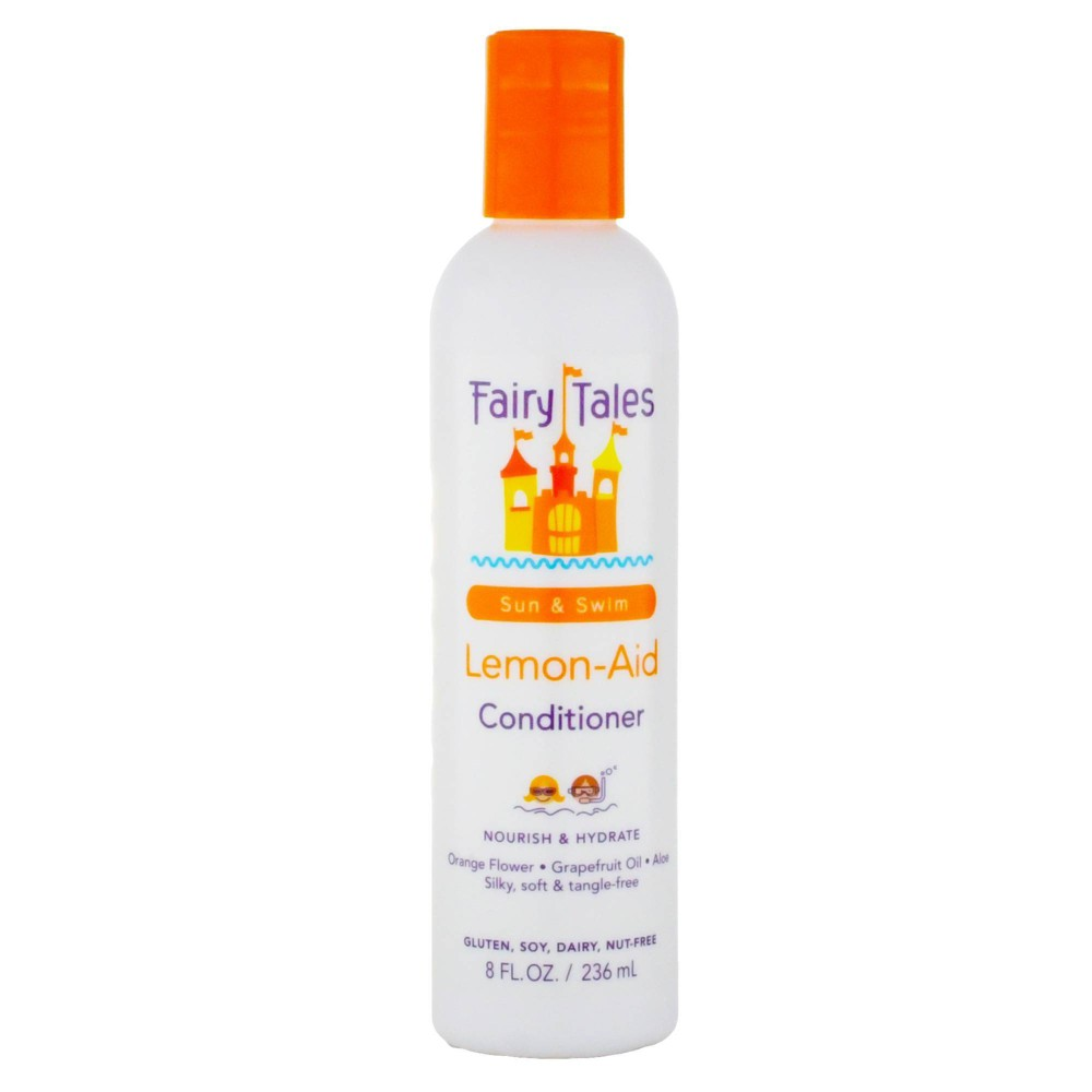 Image of Fairy Tales Sun & Swim Lemon-Aid Conditioner - 8 fl oz