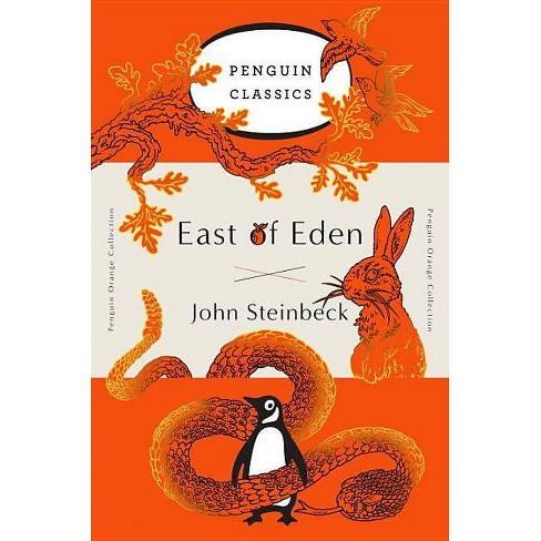 East of Eden - (Penguin Orange Collection) by  John Steinbeck (Paperback) - image 1 of 1