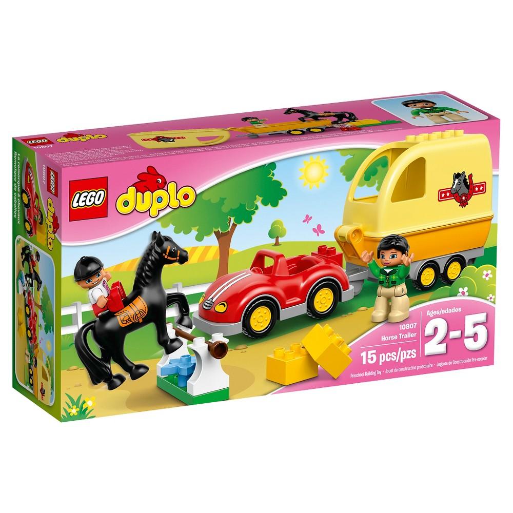 Lego Duplo Town Horse Trailer 10807
