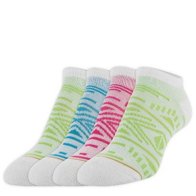 All Pro By Gold Toe Womens 3 1pk Cushion Athletic Socks White 9 11
