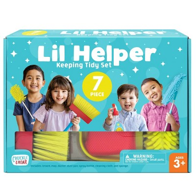 Chuckle & Roar Lil Helper Cleaning Role Play Set