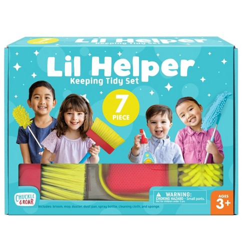 Chuckle & Roar Lil Helper Cleaning Role Play Set - image 1 of 4