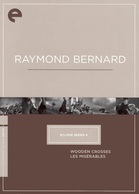 Raymond bernard series 4 (DVD) - image 1 of 1