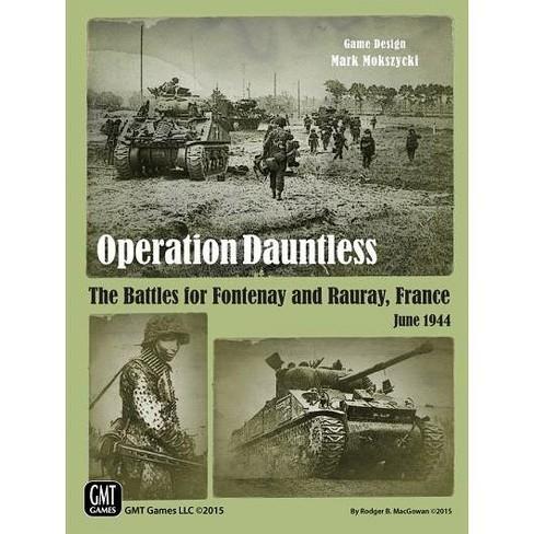 Operation Dauntless Board Game - image 1 of 1