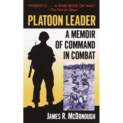 Platoon Leader - by  James R McDonough (Paperback) - image 1 of 1
