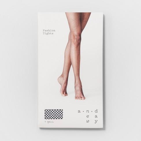 869e72b72d999 Women's Micro Basic Fishnet Tights - A New Day™ Black : Target