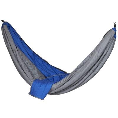 Camping Hammock Sleeping Bag - Blue - Sol Living