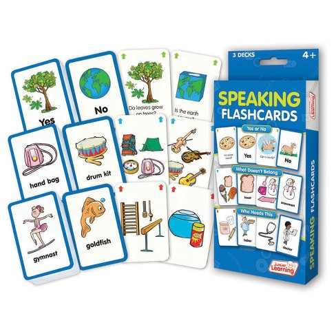 Junior Learning Speaking Flashcards - image 1 of 1