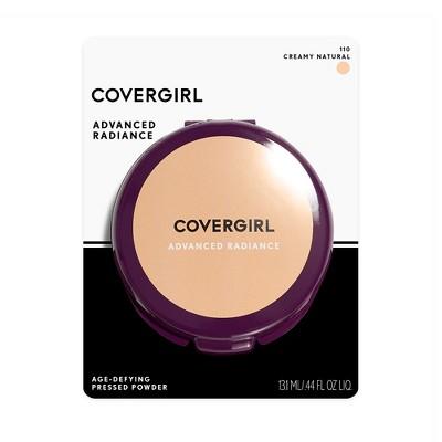 COVERGIRL Advanced Radiance Powder 110 Creamy Natural .39oz