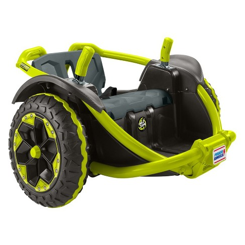 Fisher-Price Power Wheels Wild Thing - Green - image 1 of 11