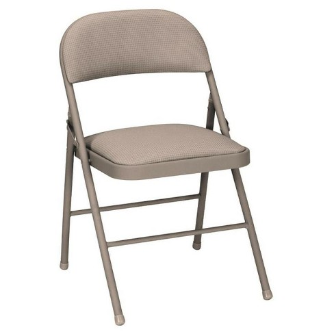 Fabric Folding Chair Set Of 4 Cosco