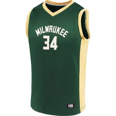 NBA Milwaukee Bucks Boys' Jersey