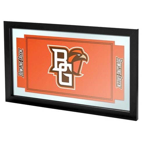 new product be0c4 a5f7a Bowling Green St. Falcons Team Logo Wall Mirror
