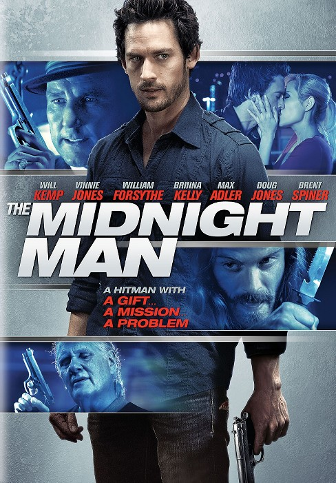 Midnight man (DVD) - image 1 of 1