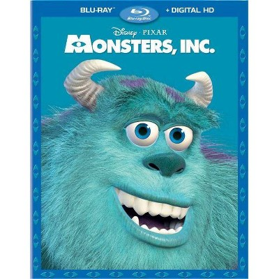 Monsters, Inc. (Blu-ray)