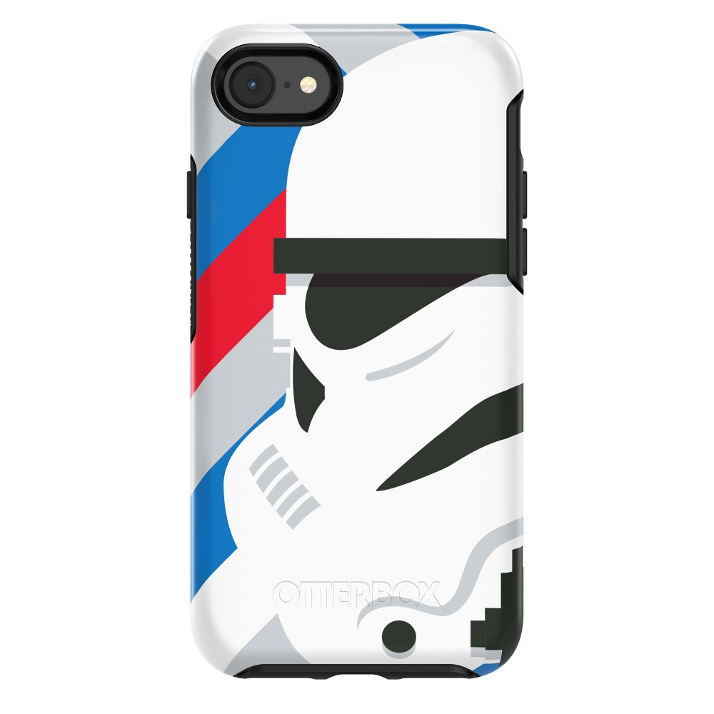 OtterBox Apple iPhone 8/7 Case Symmetry Star Wars - Stormtrooper