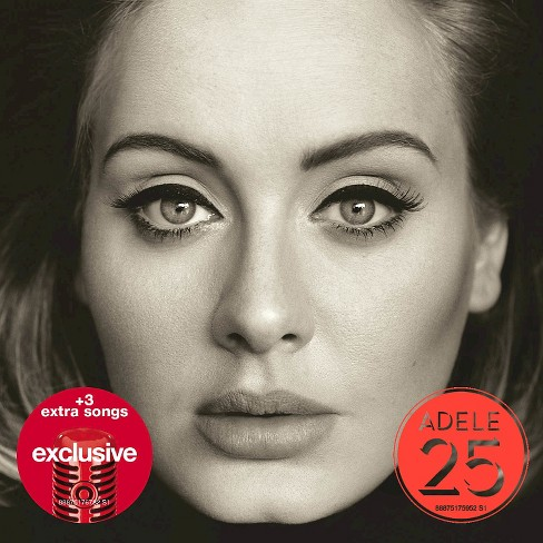 Adele - 25 - Target Exclusive - image 1 of 1