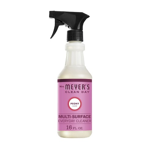Mrs. Meyer's Peony Scented Multi-Surface Everyday Cleaner - 16oz - image 1 of 4