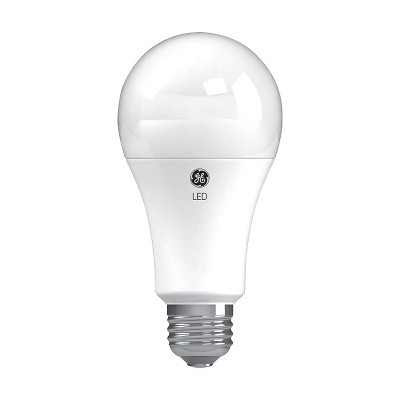 General Electric 50/1 50/1 Reveal 3Way LED Light Bulb White