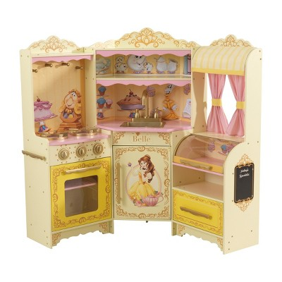 KidKraft Disney Princess Belle Pastry Kitchen
