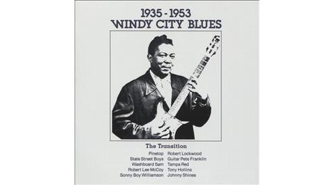 Various - Windy City Blues 1935-1953 (CD) - image 1 of 1