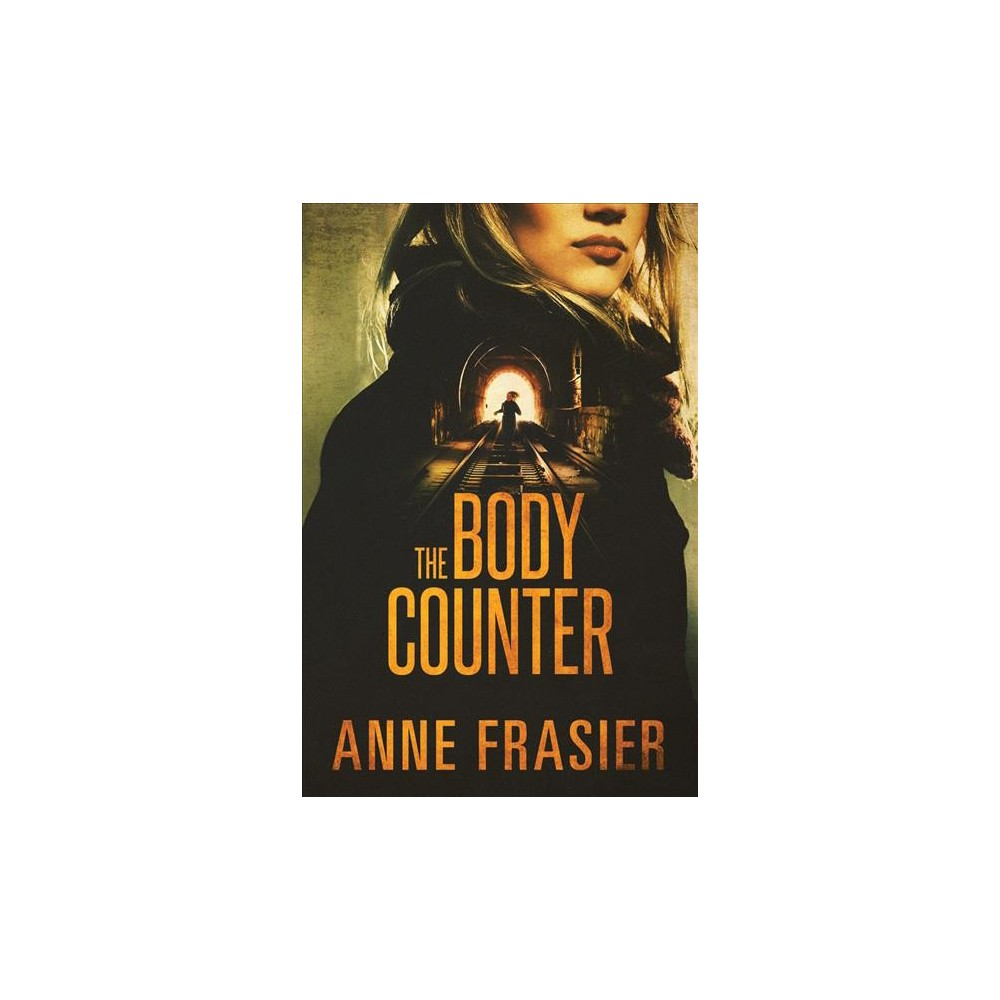 Body Counter - (Jude Fontaine) by Anne Frasier (Paperback)