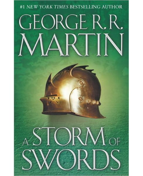 Storm of Swords (Hardcover) (George R. R. Martin) - image 1 of 1
